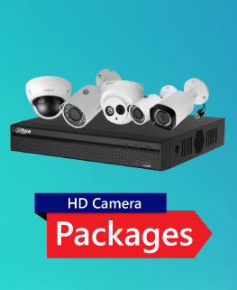 HD Camera Packages