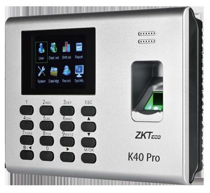 ZKTeco Attendance Machine - ZK K40